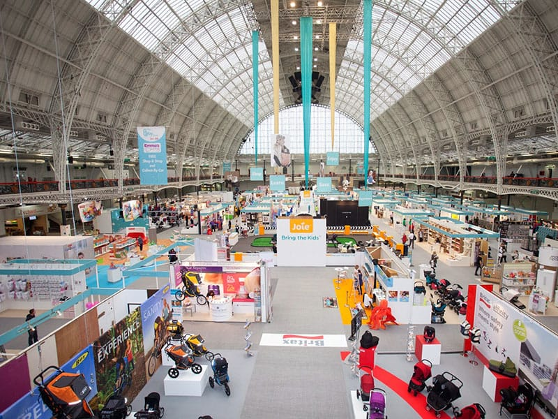 The Baby Show 2016 London
