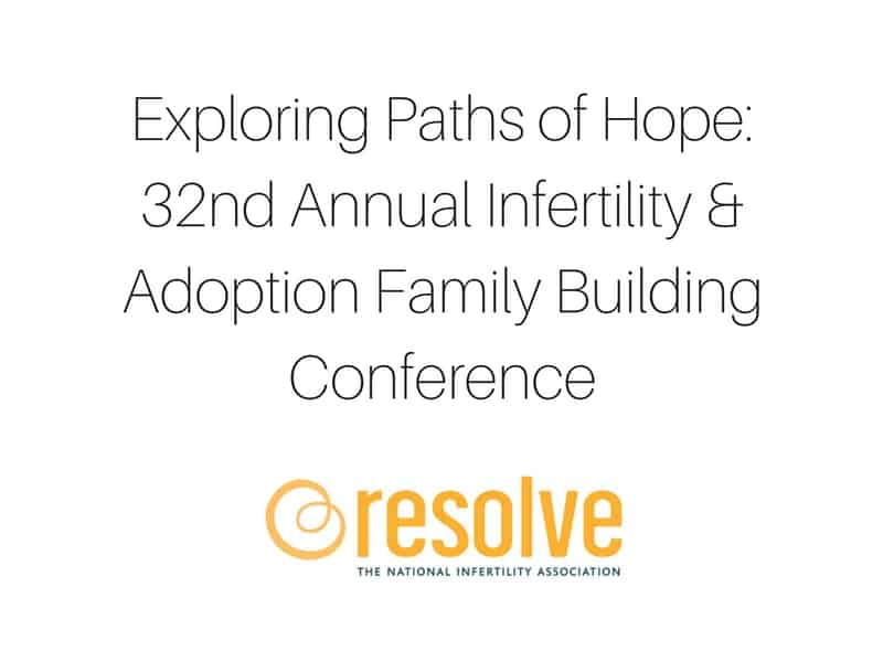 Midwest Family Building Conference by RESOLVE