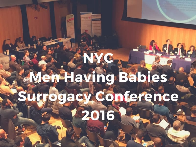 Men Having Babies Conference New York