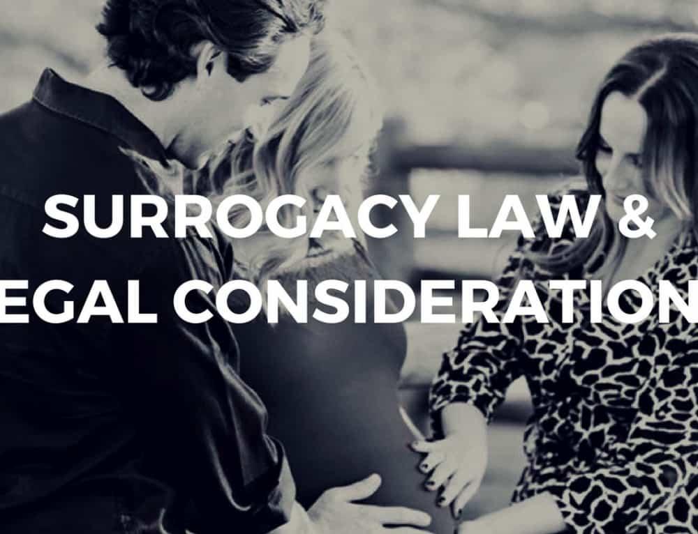 Webinar: Surrogacy Law & Legal Considerations